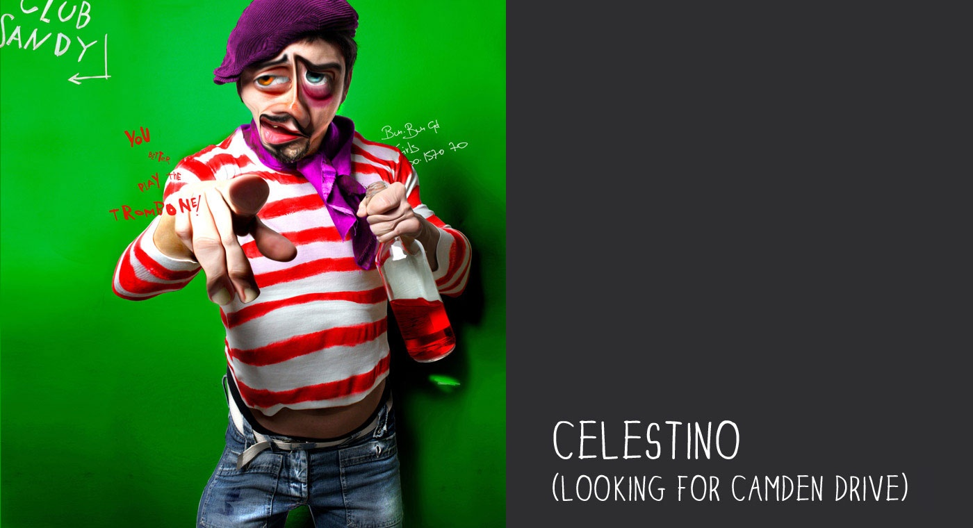 Celestino (looking for Camden Drive)