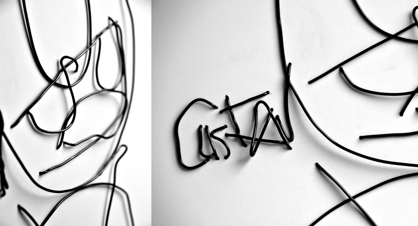 Gustav (Hommage a Gustav Klimt)